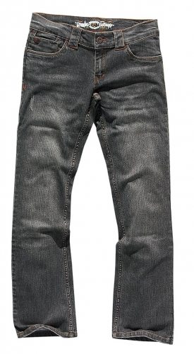 Rifle Nugget Tora W.Bgrey denim