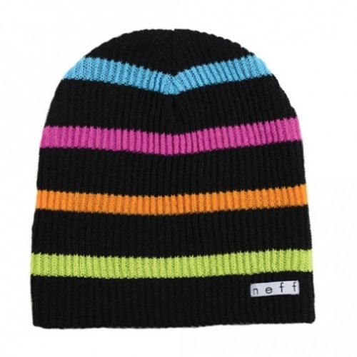 Neff Daily Stripe black/multi 2013/14