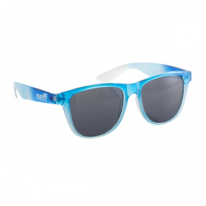 Brýle Neff Daily clear blue 2014/15