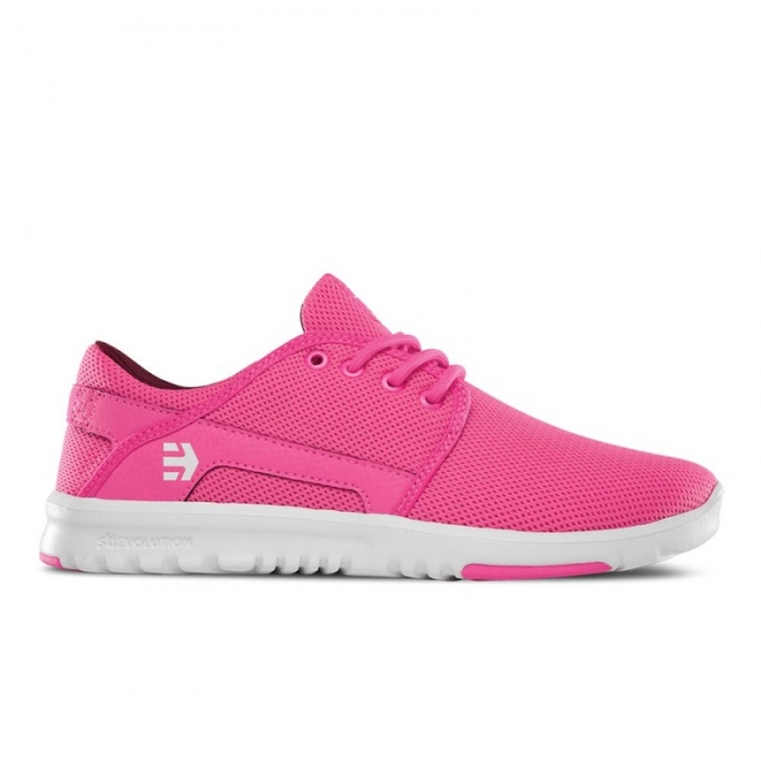 Boty Etnies Scout pink/white/pink 2017