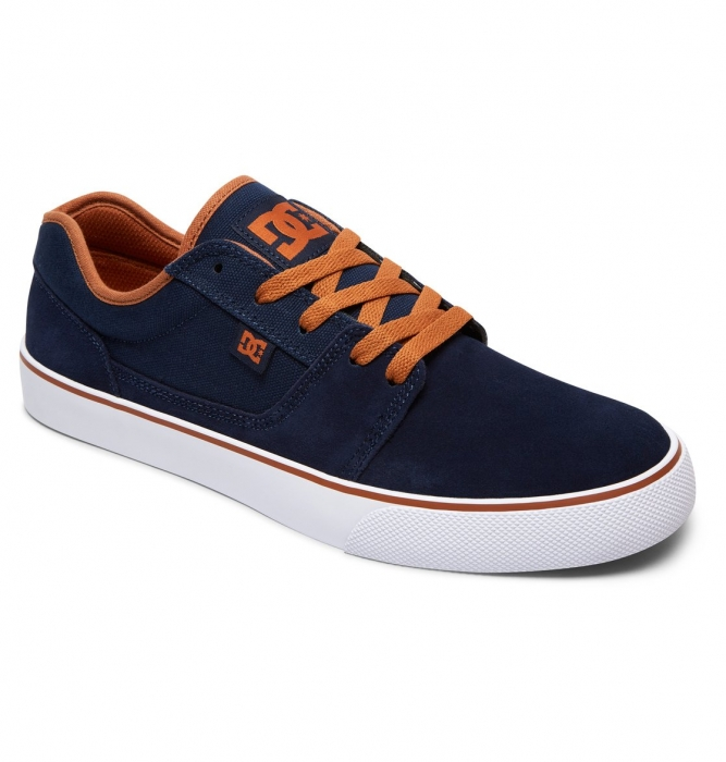 Boty Dc Tonik navy/bright blue 2018