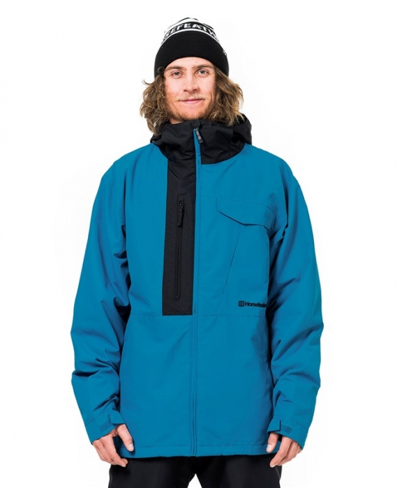 Bunda Horsefeathers Kailas Insulated blue 2017/18
