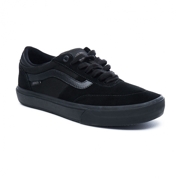 Boty Vans Gilbert Crockett (Suede) blackout 2018