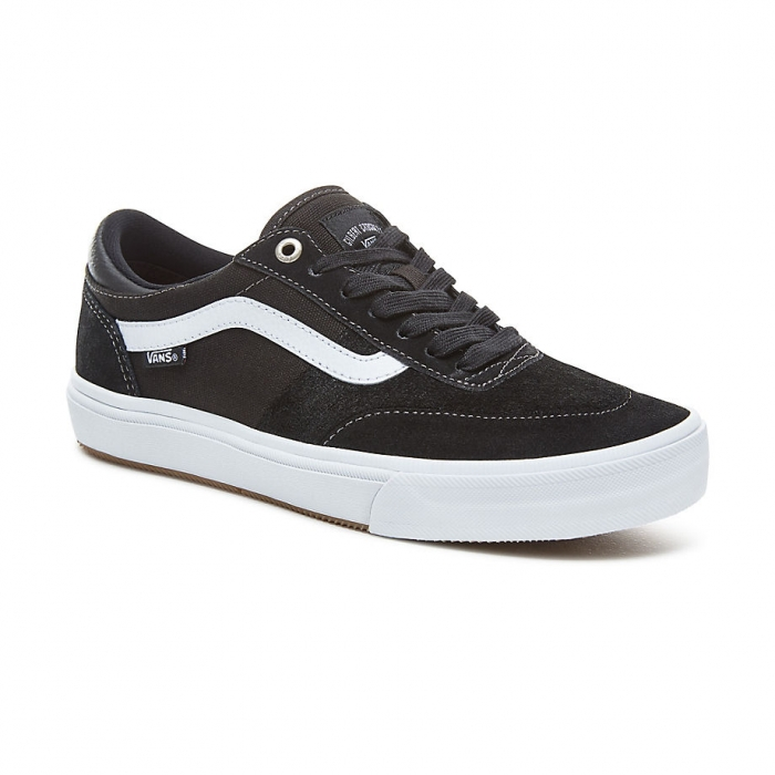 Boty Vans Gilbert Crockett black/wite 2018