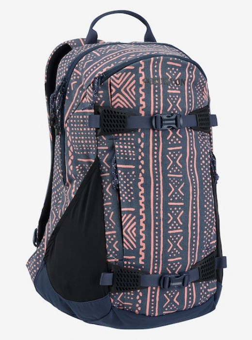 Batoh Burton Day Hiker 25L mood indigo bam canvas 2018