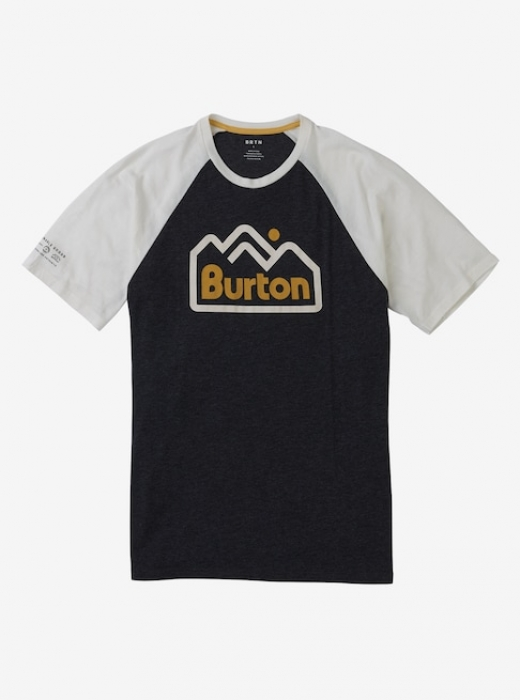 Triko Burton Mountain Jack Active true black 2018