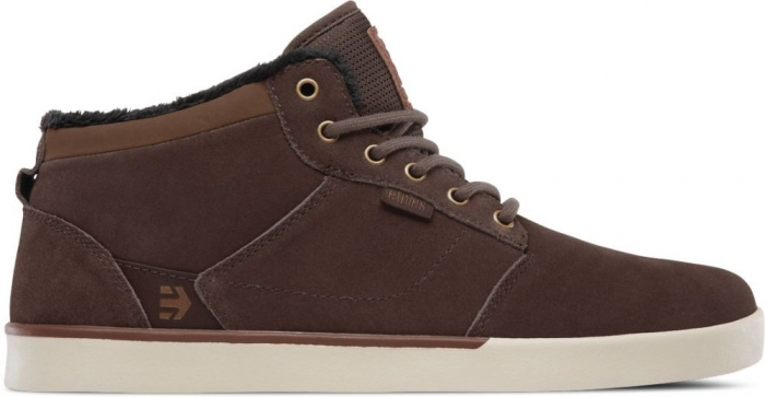 Boty Etnies Jefferson Mid brown/brown 2018/19