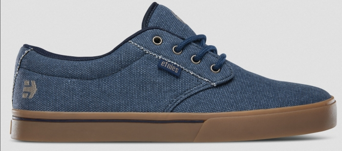 Boty Etnies Jameson 2 Eco dark blue/gum 2018/19