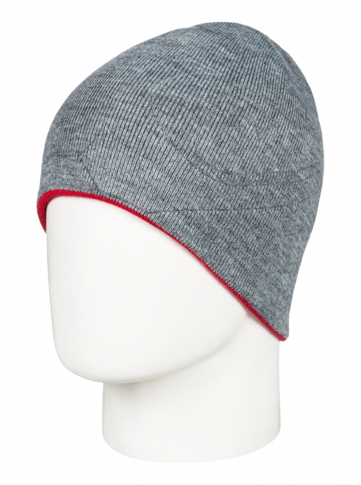 Čepice Quiksilver M&W 163 kpgh grey heather 2018/19