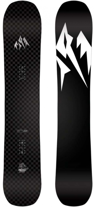 Snowboard Jones - Snb Carbon Flagship 2018/19