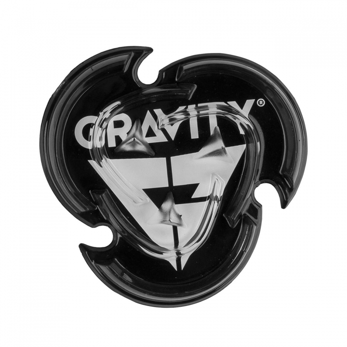 Grip Gravity Icon mat black 2018/19