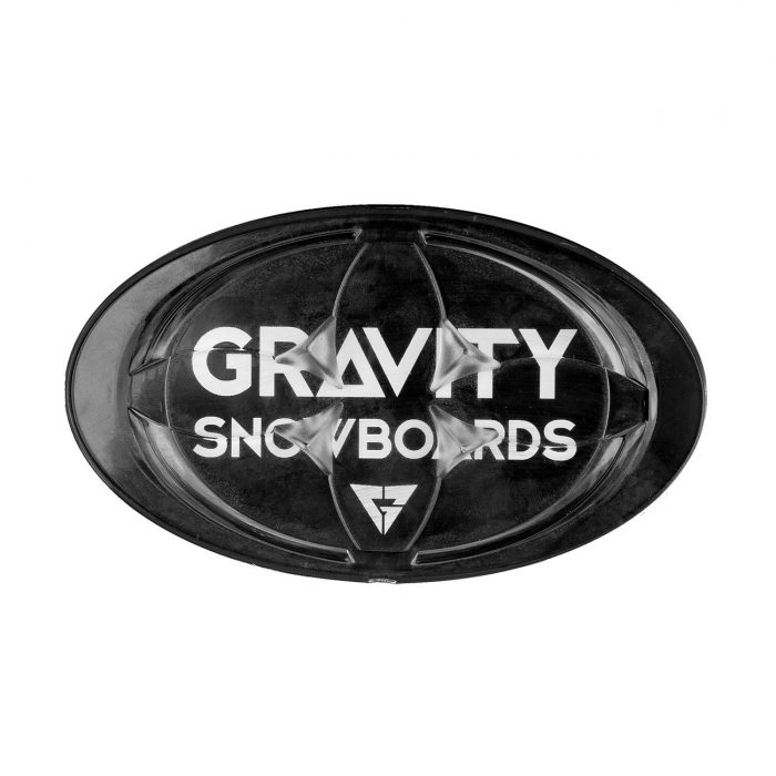Grip Gravity Logo Mat black 2018/19