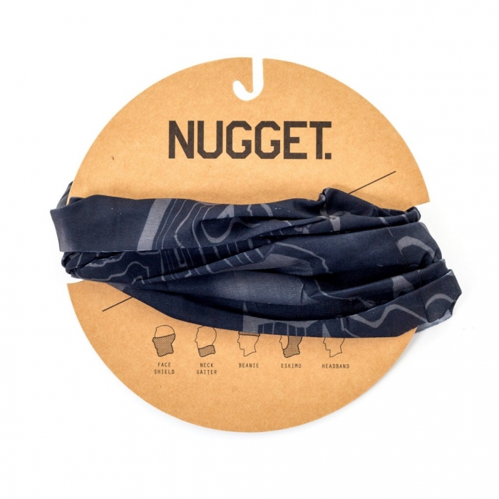 Nákrčník Nugget Buff Snow Protection C anomaly print 2018/19