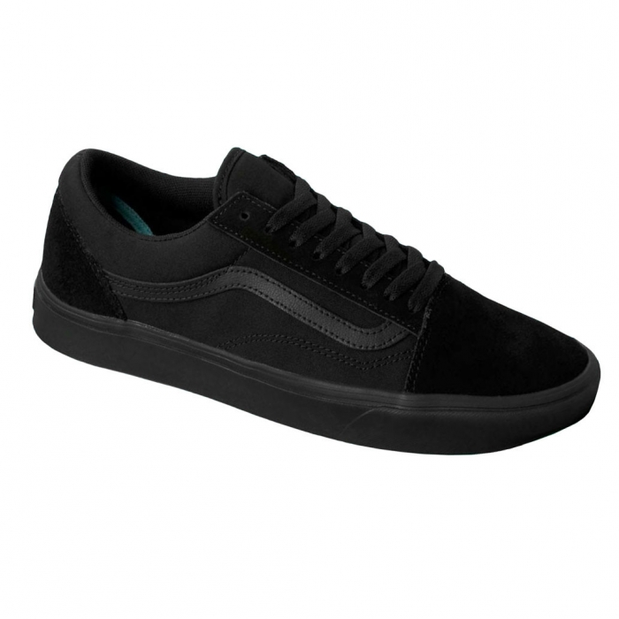 Boty Vans Comfycush Old Skool (Classic) black/black 2019