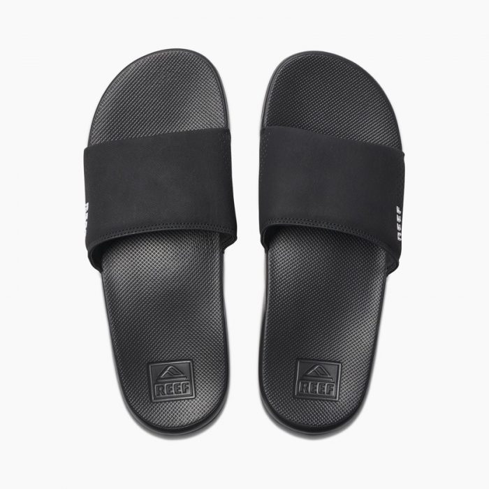 Pantofle Reef One Slide black 2019