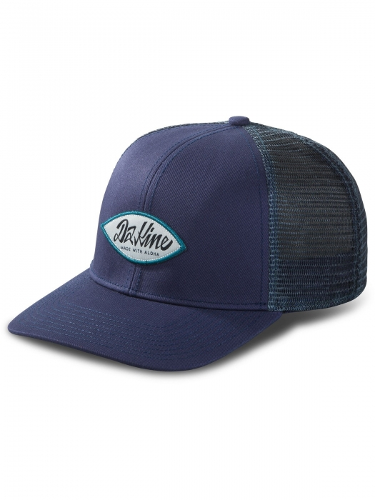 Čepice Dakine Surf Script Trucker india ink 2019