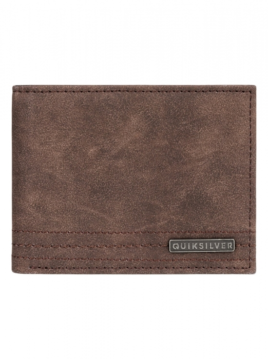 Peněženka Quiksilver Stitchy 823 csd0 chocolate brown 2019/20