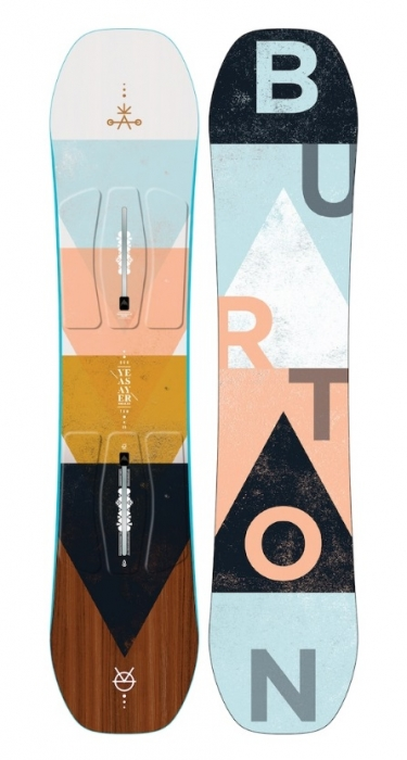 Snowboard Burton Yeasayer Smalls no color 2019/20 dětský