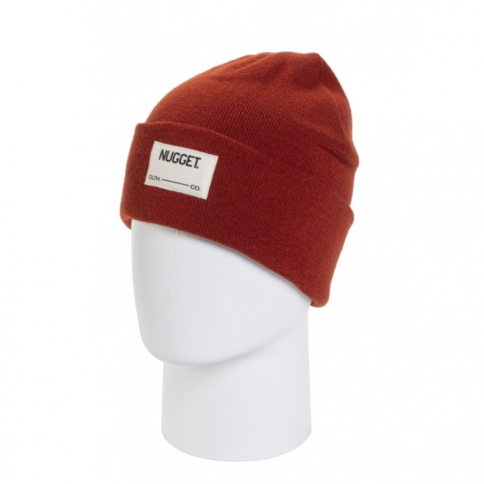 Čepice Nugget Bandit D brick red 2019/20
