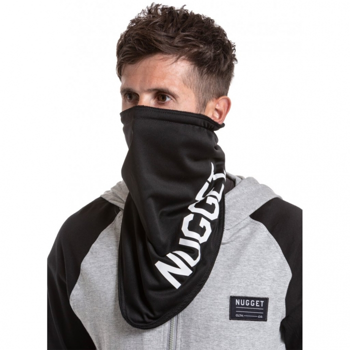 Kukla Nugget Winter 3 Mask A black 2019/20