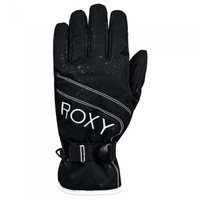 Rukavice Roxy Jetty 130 kvj0 true black 2019/20 dámské