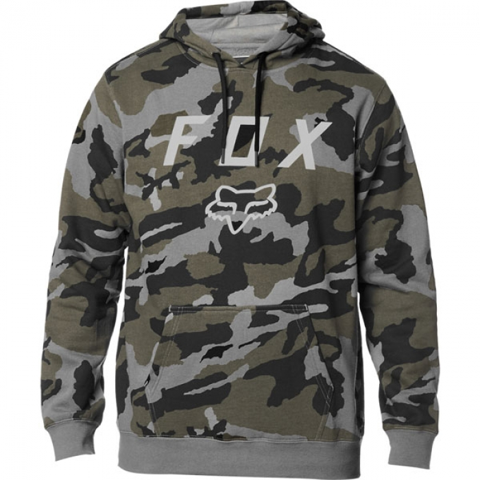 Mikina Fox Legacy Moth Camo Po Fleece camo 2020