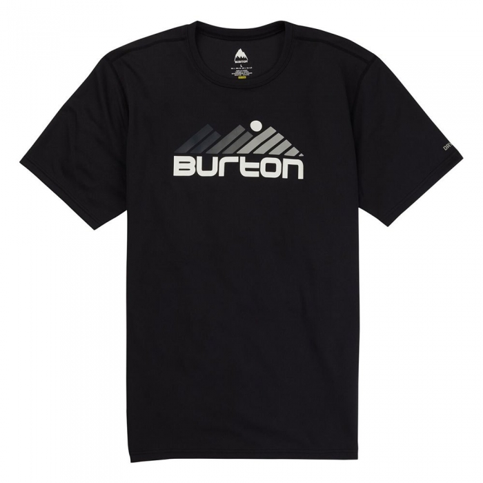 Triko Burton Active true black 2020