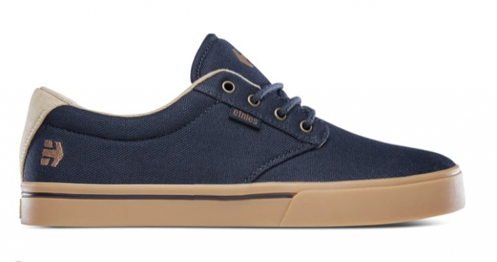 Boty Etnies Jameson 2 Eco navy/gum/gold 2020