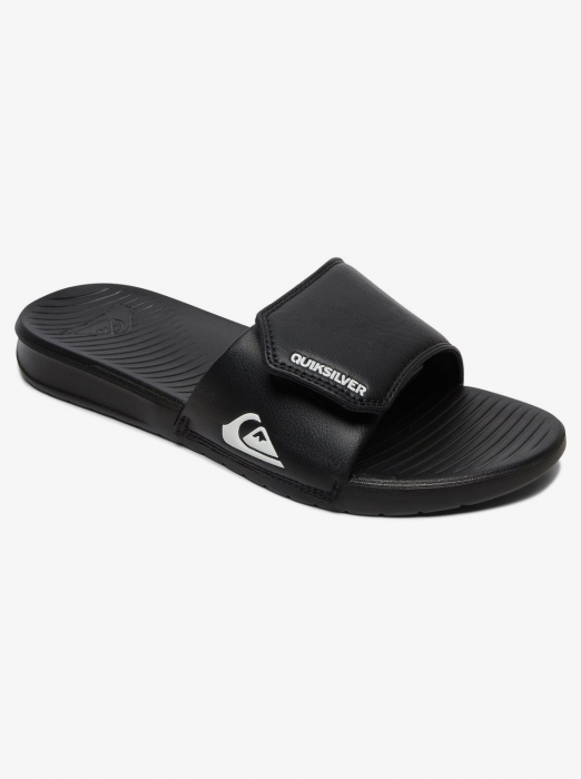 Pantofle Quiksilver Bright Coast Adjustable black/white/black 2020
