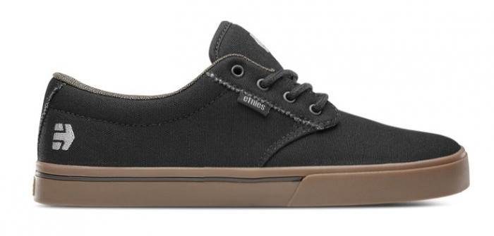 Boty Etnies Jameson 2 Eco black/charcoal/gum 2020/21