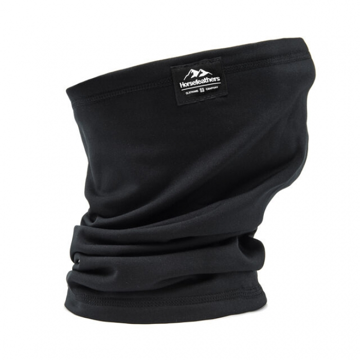 Nákrčník Horsefeathers Neck Warmer black 2016/17