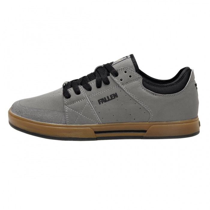 Boty Fallen Trooper dark gray/black/gum 2020/21