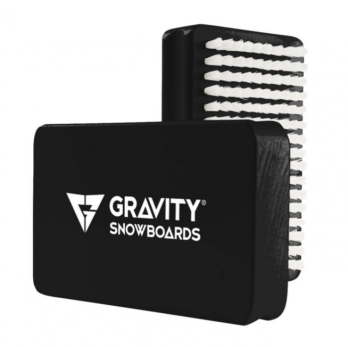 Kartáček Gravity Wax Brush black/white 2014/15