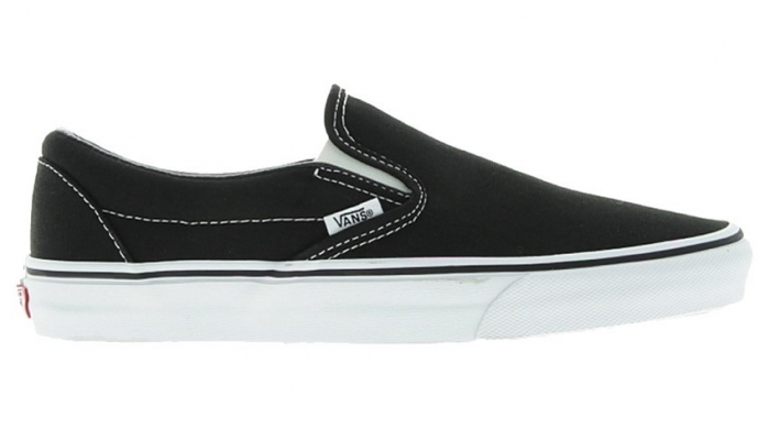 Boty Vans Classic Slip-On black 2016