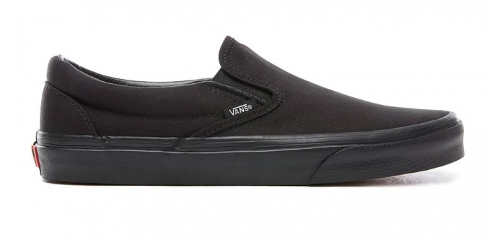 Boty Vans Classic Slip-On black/black 2021