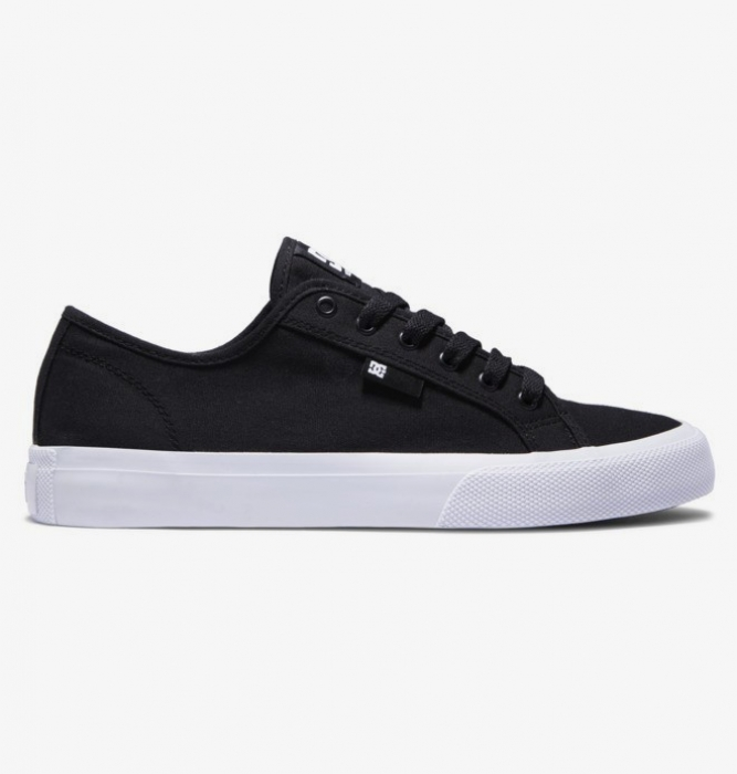 Boty Dc Manual black/white 2021
