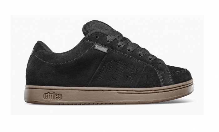 Boty Etnies Kingpin black/dark grey/gum 2021
