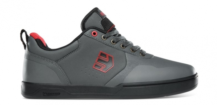 Boty Etnies Culvert dark grey/black/red 2021
