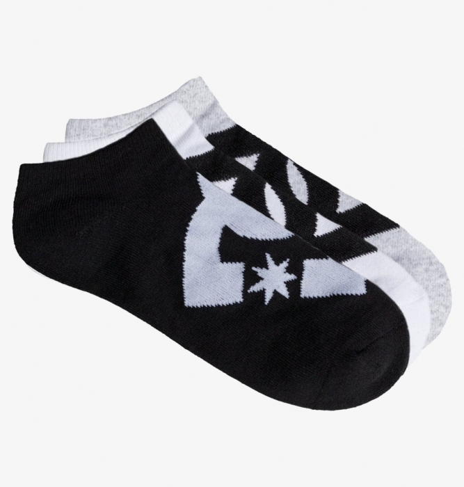 Ponožky Dc Ankle 3Pack assorted 2019/20