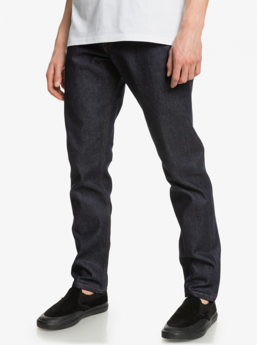 Jeansy Quiksilver Modern Wave Rinse - Straight Fit 400 bsnw rinse 2021/22