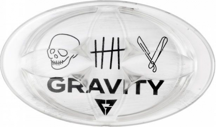 Grip Gravity Contra mat clear 2018/19